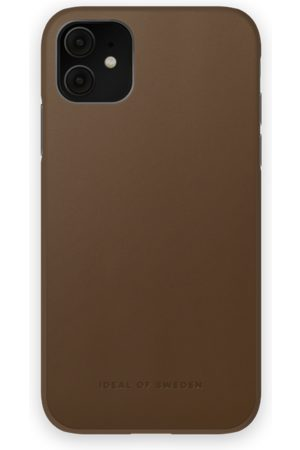IDEAL OF SWEDEN Atelier Case iPhone 11 Intense Brown