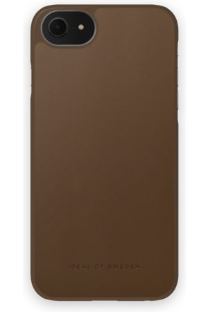 IDEAL OF SWEDEN Atelier Case iPhone 8 Intense Brown