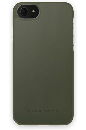 IDEAL OF SWEDEN Atelier Case iPhone 8 Intense Khaki