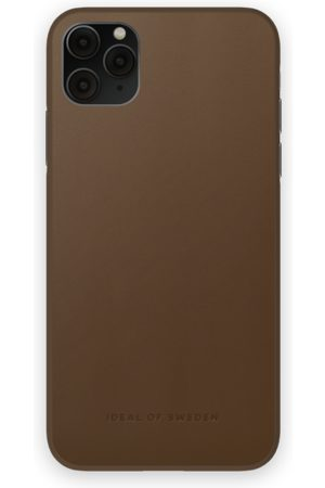 IDEAL OF SWEDEN Atelier Case iPhone 11 Pro Max Intense Brown
