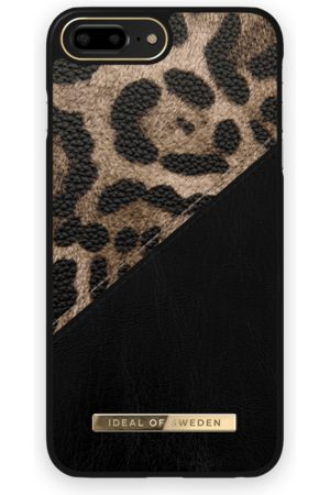 IDEAL OF SWEDEN Atelier Case iPhone 8 Plus Midnight Leopard