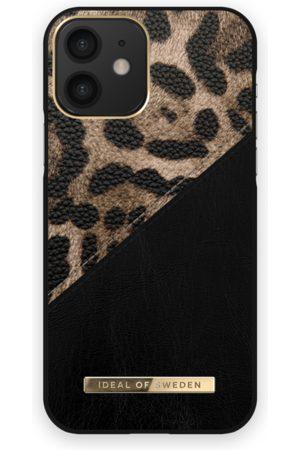 IDEAL OF SWEDEN Atelier Case iPhone 12 Midnight Leopard