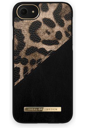 IDEAL OF SWEDEN Atelier Case iPhone 8 Midnight Leopard
