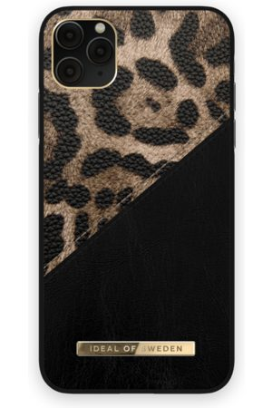 IDEAL OF SWEDEN Atelier Case iPhone 11 Pro Max Midnight Leopard