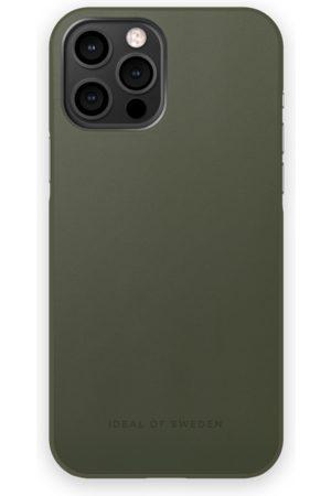 IDEAL OF SWEDEN Atelier Case iPhone 12 Pro Max Intense Khaki