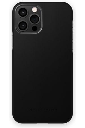 IDEAL OF SWEDEN Atelier Case iPhone 12 Intense Black