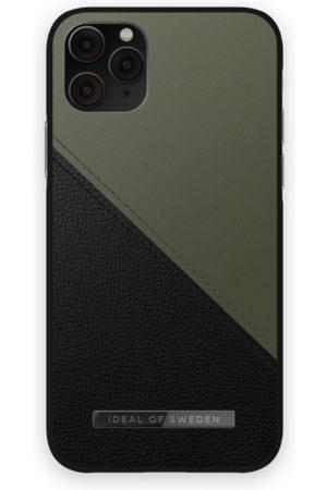 IDEAL OF SWEDEN Atelier Case iPhone 11 Pro Onyx Black Khaki