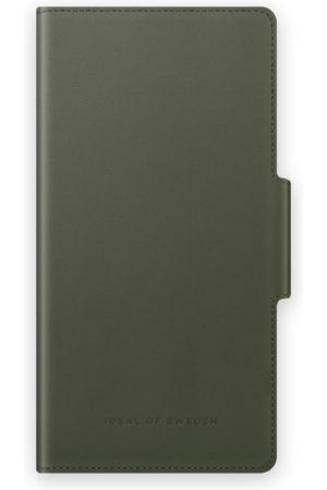 IDEAL OF SWEDEN Atelier Wallet Galaxy S21 Plus Intense Khaki