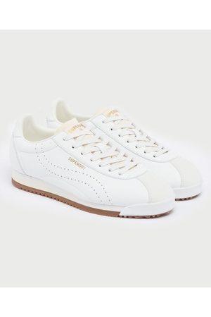 Superdry Dames Sportschoenen - Vegan Retro Track Sport Runner-schoenen
