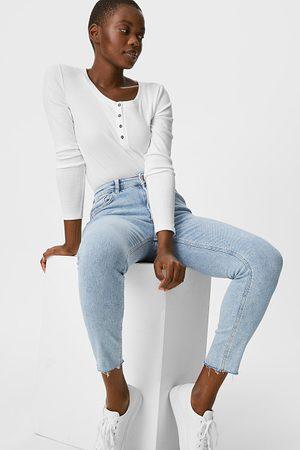C&A Dames Skinny - Premium skinny ankle jeans