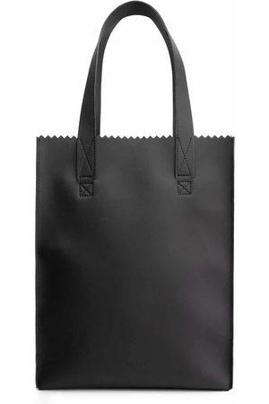 Myomy Dames Handtassen - MY PAPER BAG Shopper - Appleskin