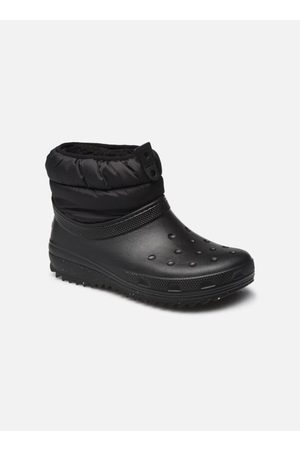 Crocs Dames Enkellaarzen - Classic Neo Puff Shorty Boot W by