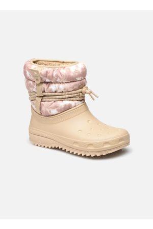Crocs Dames Enkellaarzen - Classic Neo Puff Luxe Boot W by