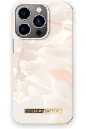 IDEAL OF SWEDEN Telefoon - Fashion Case iPhone 13 Pro Rose Pearl Marble