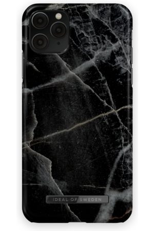 IDEAL OF SWEDEN Telefoon - Fashion Case iPhone 11 Pro Max Black Thunder Marble