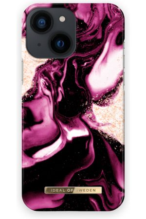 IDEAL OF SWEDEN Telefoon - Fashion Case iPhone 13 Mini Golden Ruby