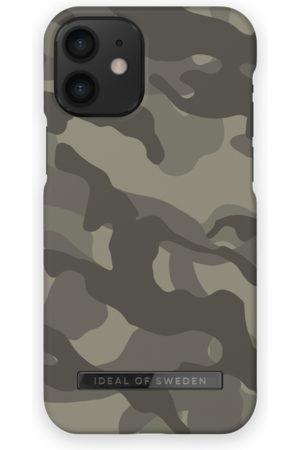 IDEAL OF SWEDEN Telefoon - Fashion Case iPhone 12 Mini Matte Camo
