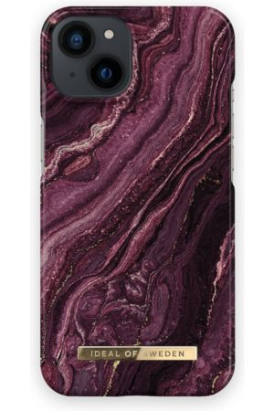 IDEAL OF SWEDEN Telefoon - Fashion Case iPhone 13 Golden Plum