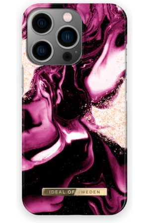 IDEAL OF SWEDEN Telefoon - Fashion Case iPhone 13 Pro Golden Ruby