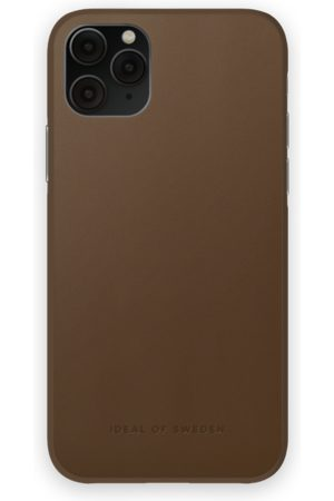 IDEAL OF SWEDEN Telefoon - Atelier Case iPhone 11 Pro Intense Brown