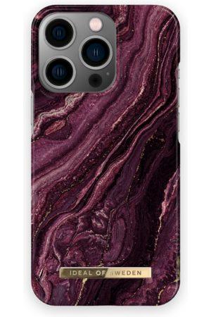 IDEAL OF SWEDEN Telefoon - Fashion Case iPhone 13 Pro Golden Plum