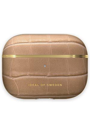 IDEAL OF SWEDEN Telefoon - Atelier AirPods Case Pro Camel Croco