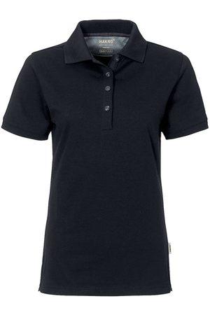 HAKRO 214 Regular Fit Dames Poloshirt , Effen