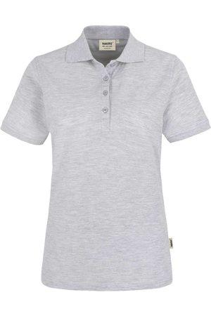 HAKRO Heren Poloshirts - 110 Regular Fit Dames Poloshirt , Melange