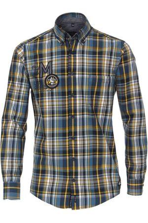 Casa Moda Heren Casual - Casual Casual Fit Overhemd / , Ruit
