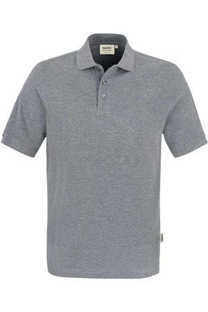 HAKRO Heren Korte mouw - 810 Regular Fit Polo shirt Korte mouw , Melange