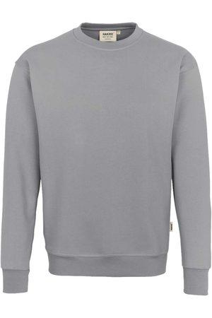HAKRO Heren Lange mouw - 471 Comfort Fit Sweatshirt ronde hals , Effen
