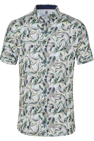 DESOTO Heren Tops - Slim Fit Jersey shirt , Motief