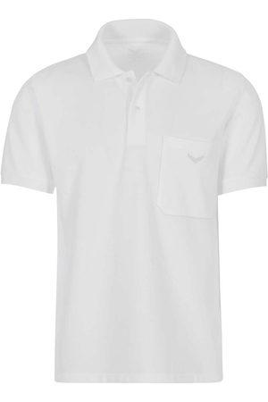 Trigema Comfort Fit Polo shirt Korte mouw , Effen