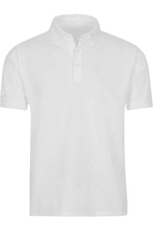 Trigema Heren Korte mouw - Business Comfort Fit Polo shirt Korte mouw , Effen