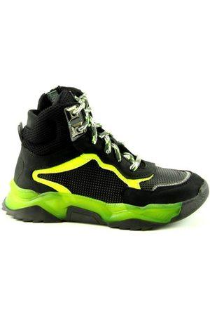 Track Style Jongens Sneakers - 321860 wijdte 3,5