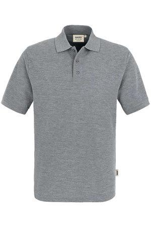 HAKRO Heren Korte mouw - 800 Comfort Fit Polo shirt Korte mouw , Melange