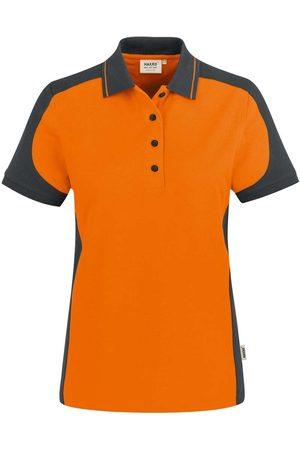 HAKRO Heren Poloshirts - 239 Regular Fit Dames Poloshirt /antraciet, Effen
