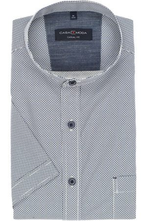 Casa Moda Heren Korte mouwen - Casual Fit Overhemd Korte mouw , Effen