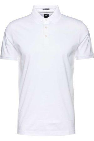 HUGO BOSS Heren Korte mouw - Regular Fit Polo shirt Korte mouw , Effen
