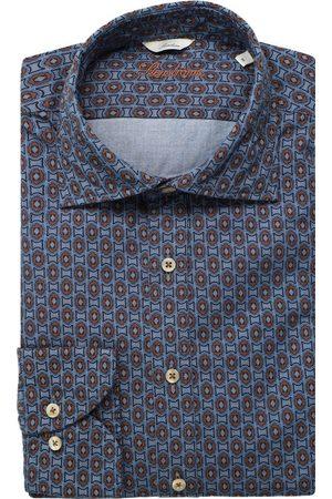 Stenströms Heren Lange mouwen - Slimline Overhemd / , Motief