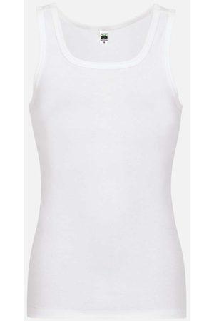 Trigema Heren Onderhemden & Shirts - Onderhemd , Effen