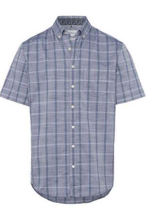 Brax Heren Korte mouwen - Comfort Fit Overhemd Korte mouw , Effen
