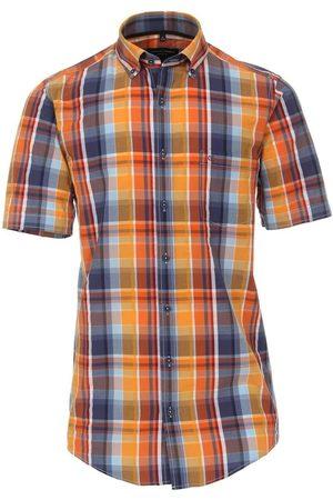 Casa Moda Heren Casual - Casual Fit Overhemd , Ruit