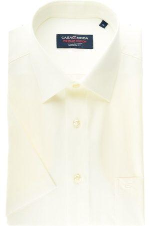 Casa Moda Heren Korte mouwen - Modern Fit Overhemd Korte mouw , Effen