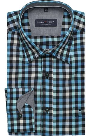 Casa Moda Heren Casual - Sport Casual Fit Overhemd / , Ruit