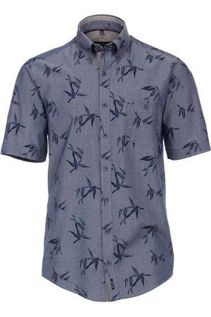 Casa Moda Heren Korte mouwen - Casual Fit Overhemd Korte mouw , Motief