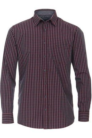 Casa Moda Heren Casual - Casual Comfort Fit Overhemd / , Ruit