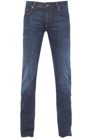 Alberto Authentic Denim Regular Fit Jeans , Gewassen
