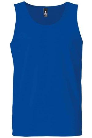 Trigema Heren Onderhemden & Shirts - Comfort Fit Onderhemd koninklijk, Effen