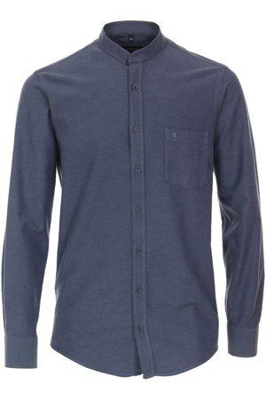 Casa Moda Heren Casual - Casual Casual Fit Overhemd , Effen
